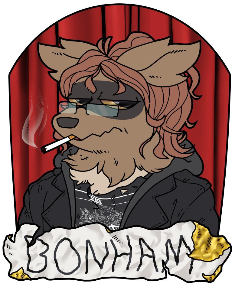 bonham badge
