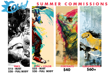 Summer '14 Commission Rates