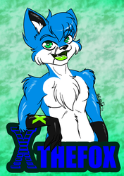 Badge - By:Gothyk