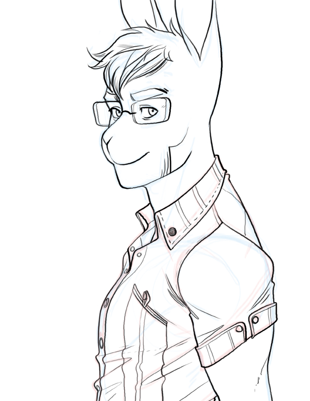 Sketch stuff - Fancy Shirt