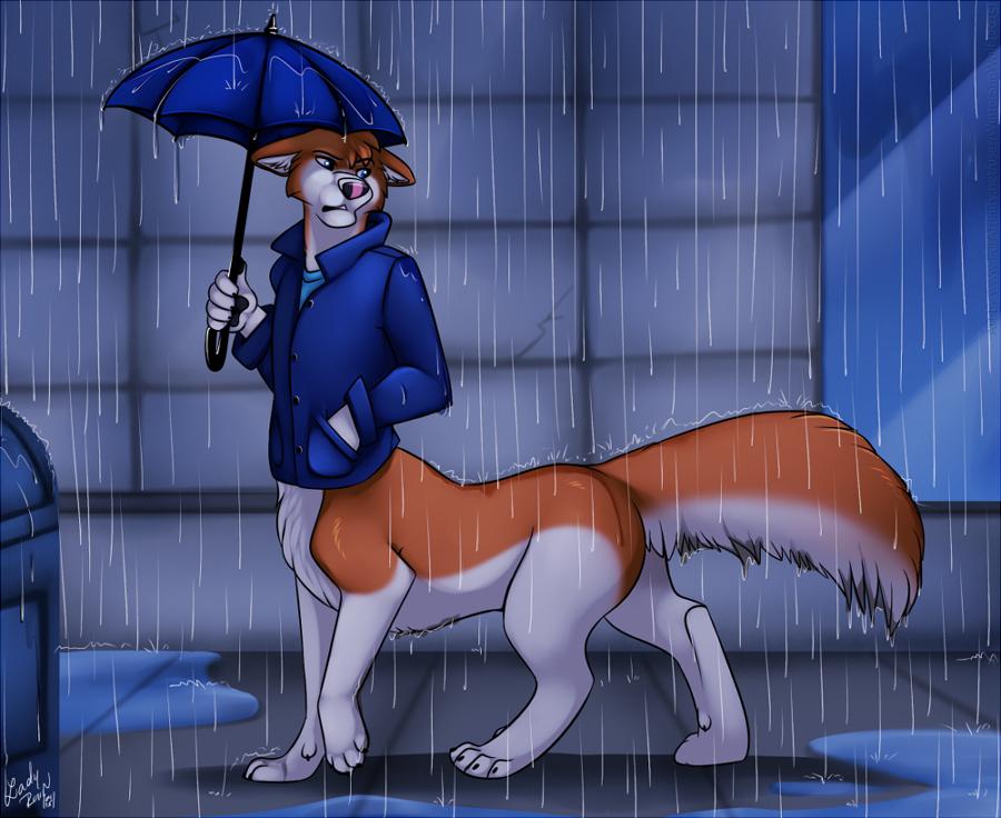 April showers...