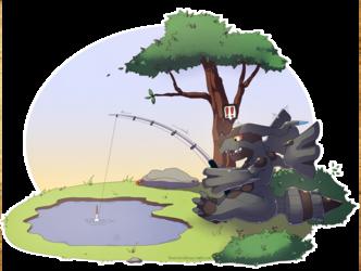 Fishing Zekrom