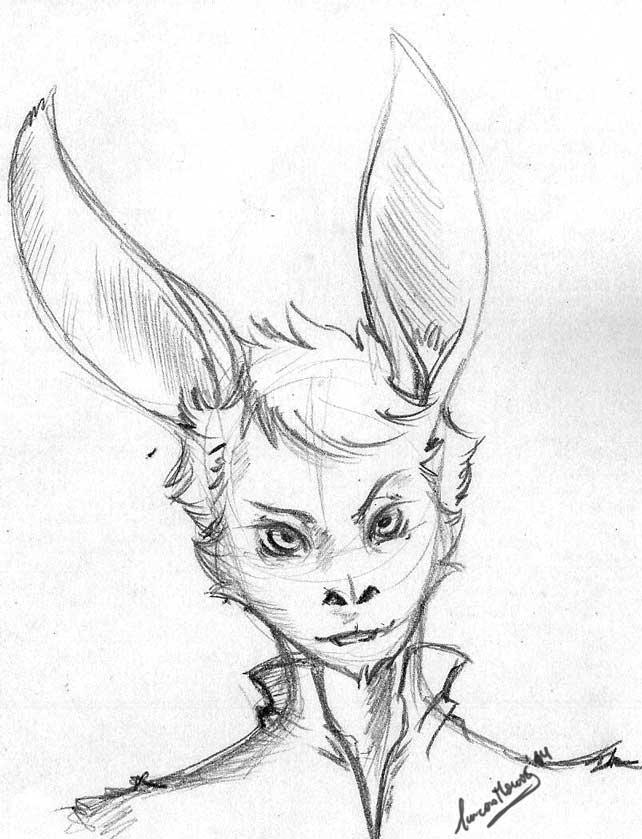 Most recent image: Handsome Rabbit
