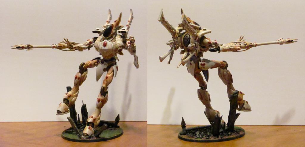 Rusty Wraith Knight