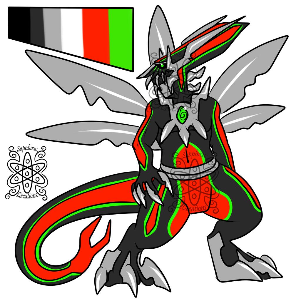 MAD male Dialga +Design+ (SOLD)