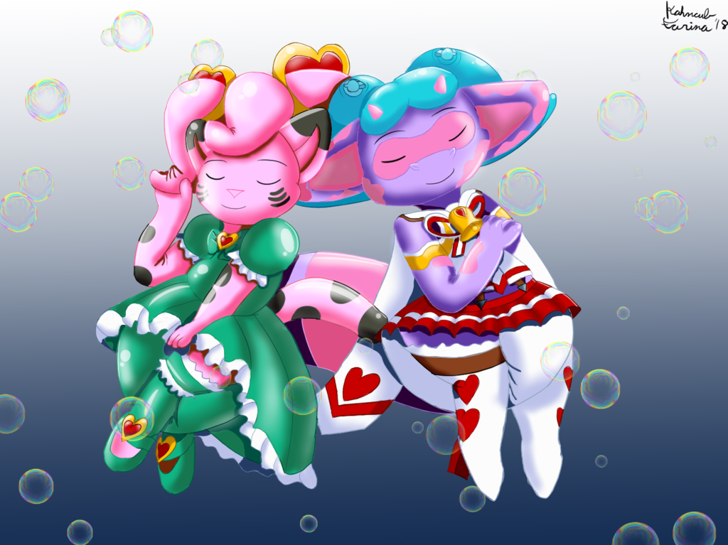 One Year Anniversary of the Mahou Shoujo Babyfurs
