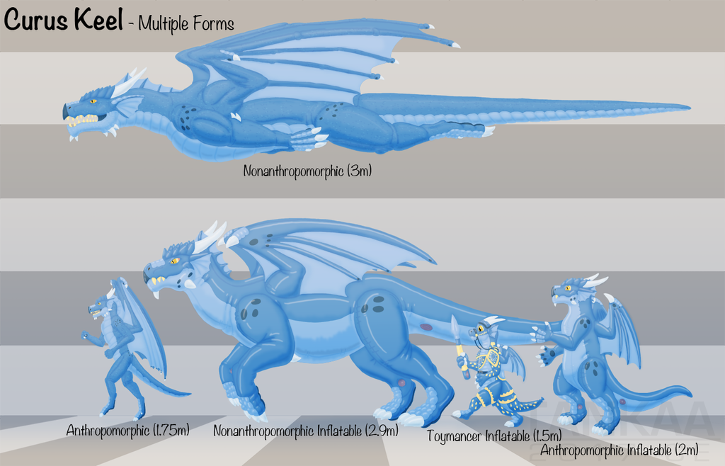 Most recent image: The Many Forms of Curus
