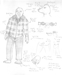 Conner Character Sheet