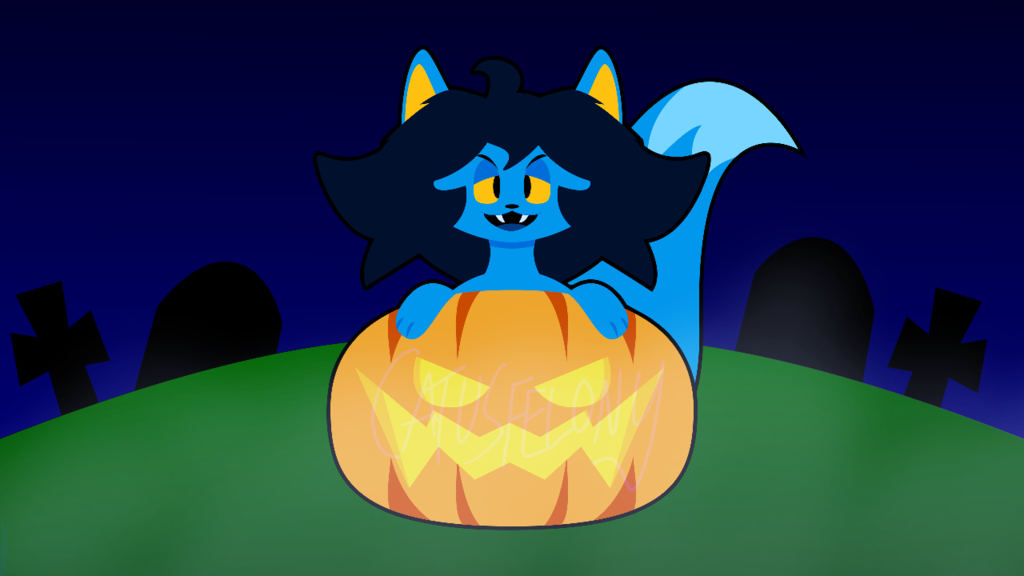 Most recent image: Pumpcat