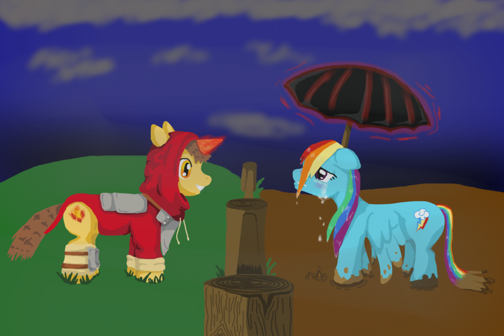 Compassion for Rainbow Dash