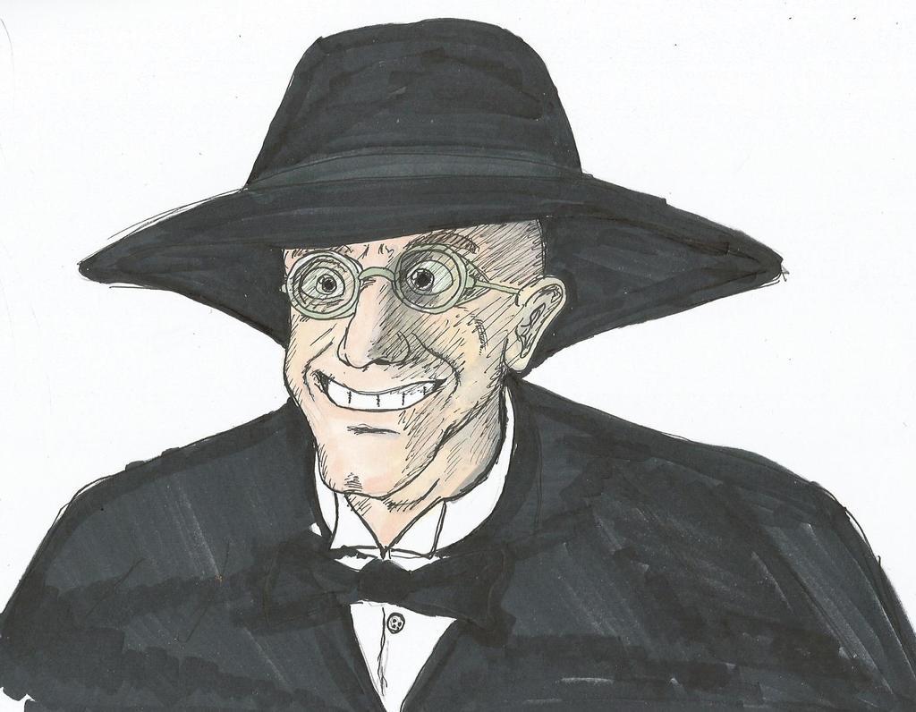Judge Doom Sketch