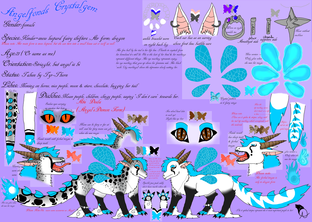 Angelfonds Crystalgem 2016 Ref Sheet