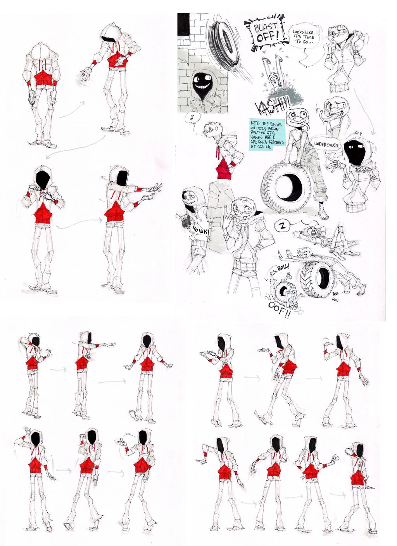 Sketch Dump #10