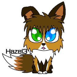 Izzy the sheltie fox [Remake]