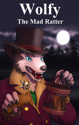 Wolfy The Mad Ratter (art)