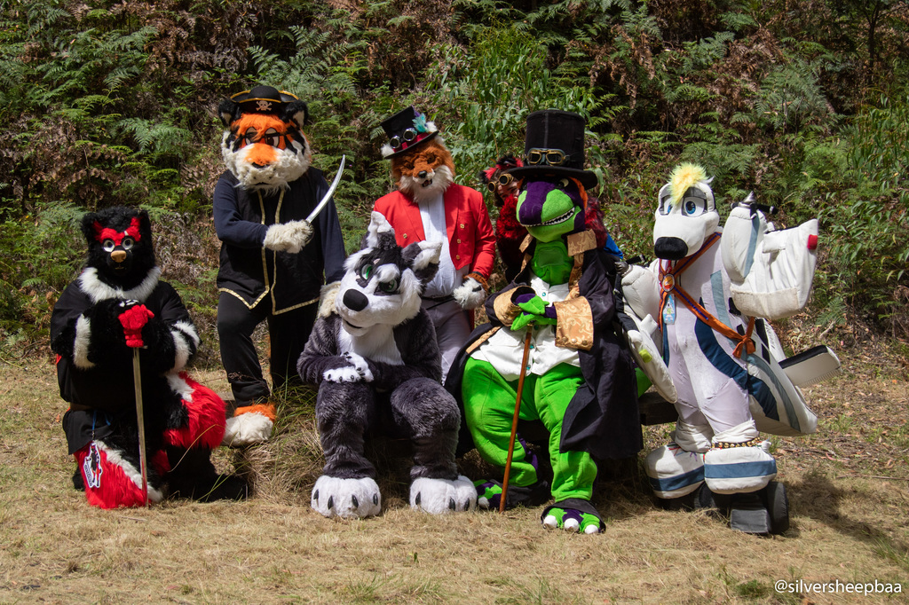 Furry Ironfest Promo 2019: Group Shoot 3