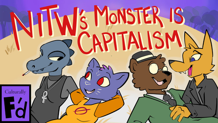 Culturally F'd: Night in the Woods