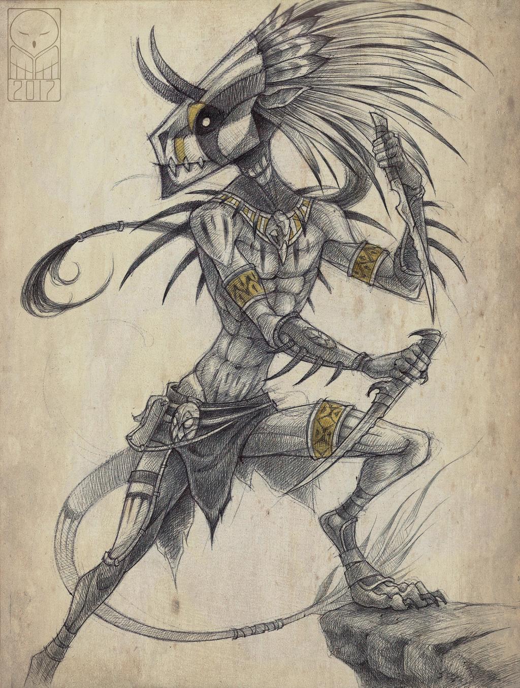 Tribal protector