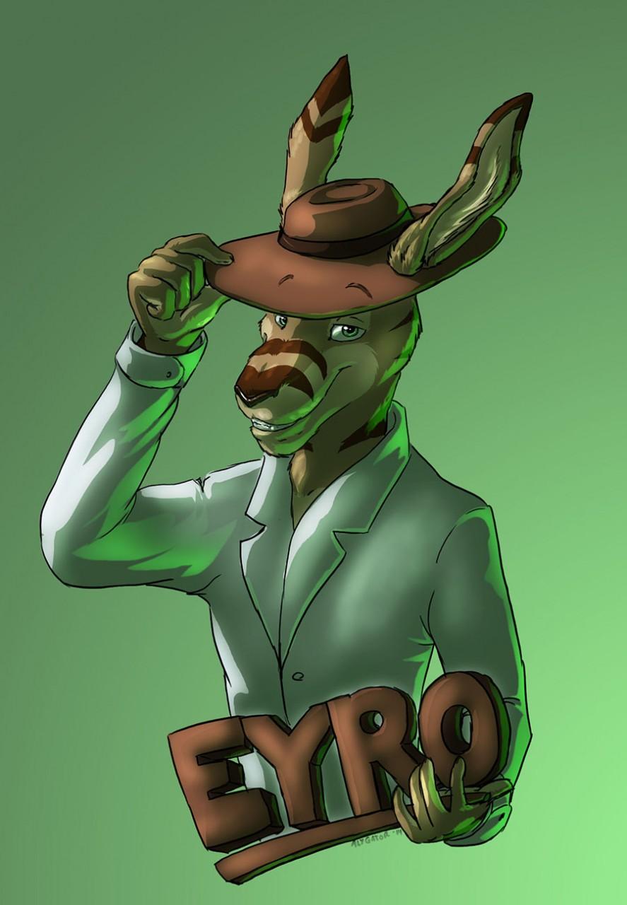 Eyro Badge