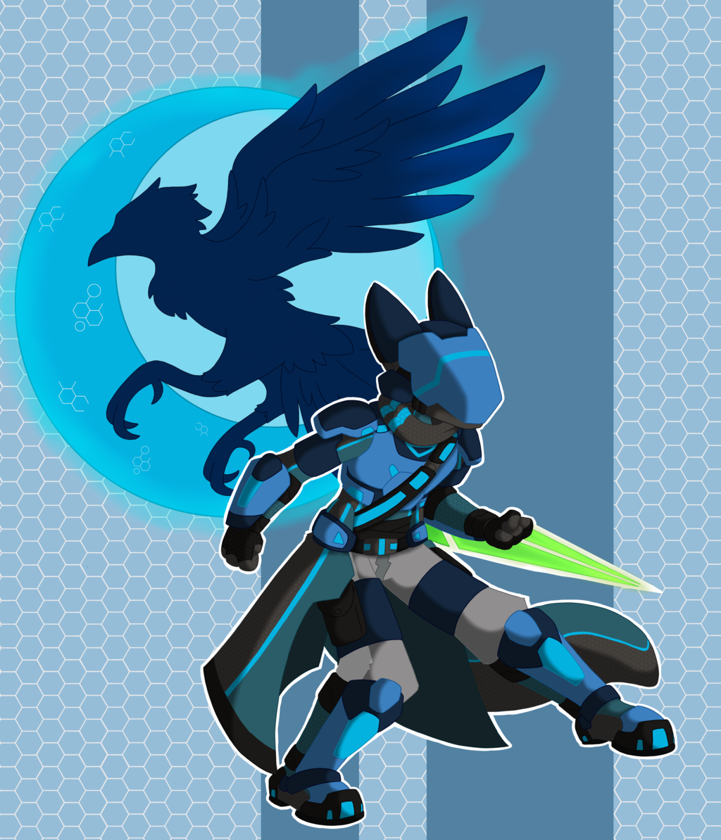 Neon Raven Code Name Wild