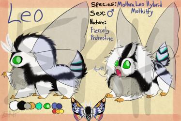 Mothra Leo Hybrid Mothitty [com]