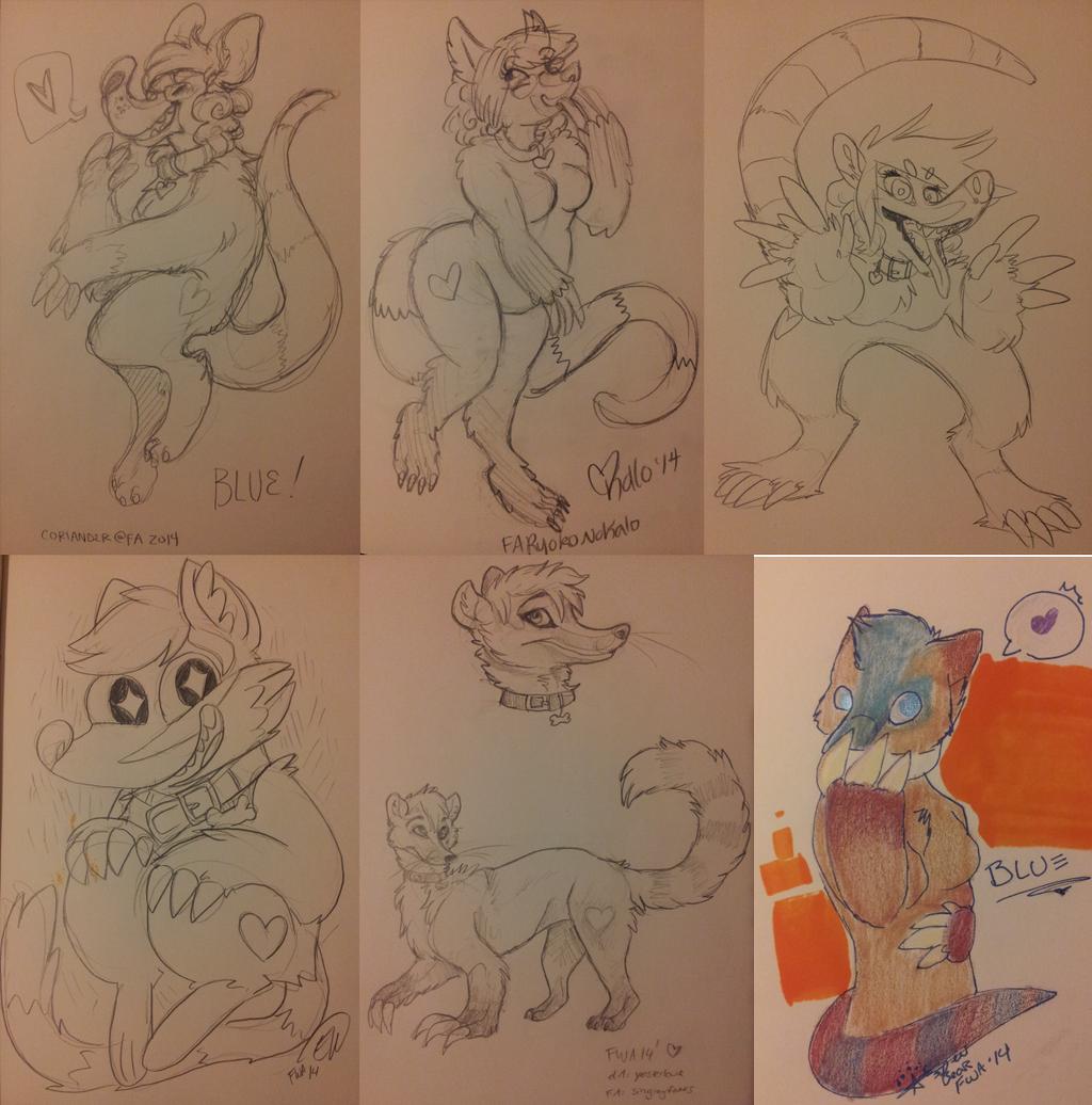 Fwa 2014 Sketches