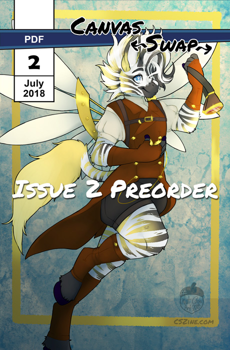 CSZ Issue 2: Steampunk: PDF PREORDER