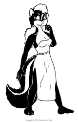 (1998) Sexy Skunk In a Dress