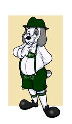 German Barnaby by iamnottoway