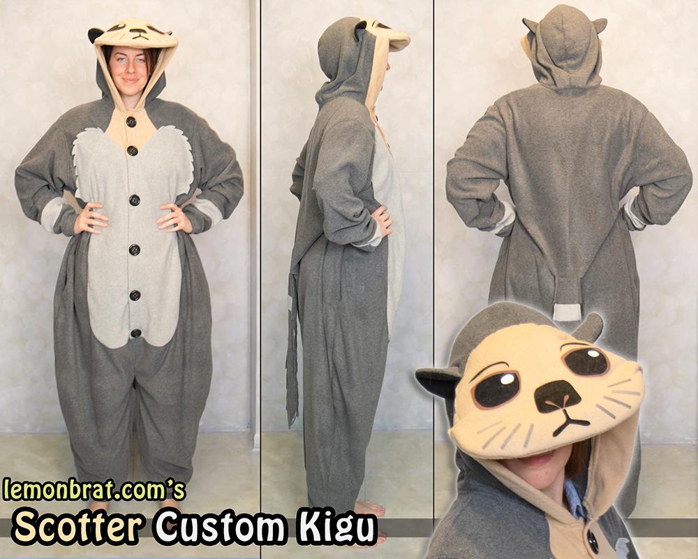 Scotter Custom Kigu