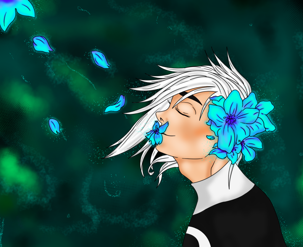 FA: Ghost Flowers Danny Phantom