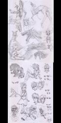 Sketchdump 2013