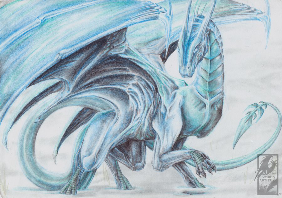 Ice Dragon Kupello