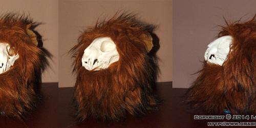 Pet Costume - Lion's Mane