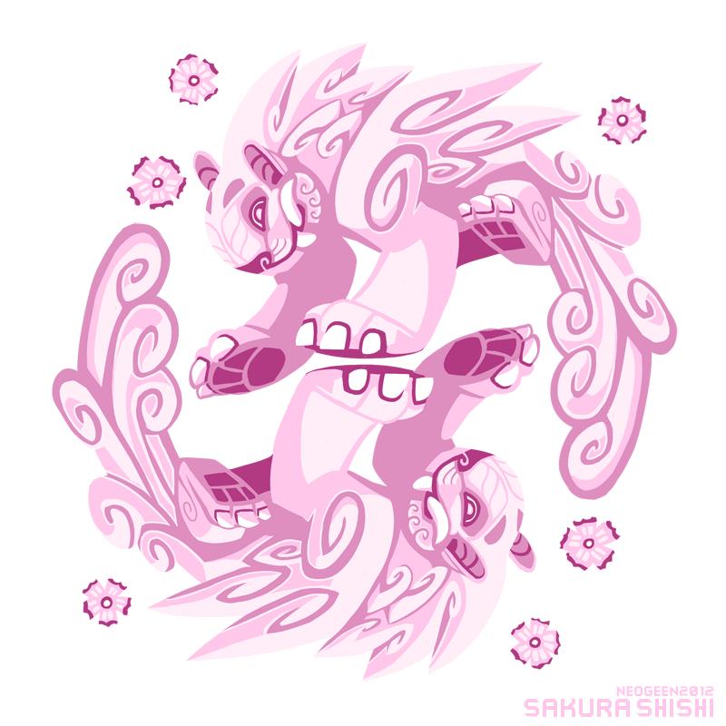 Con*tact Caffiene - Sakura Shishi II