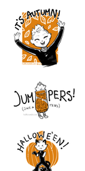Pumpkin Spice Sadness