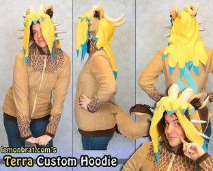 Terra Custom Hoodie