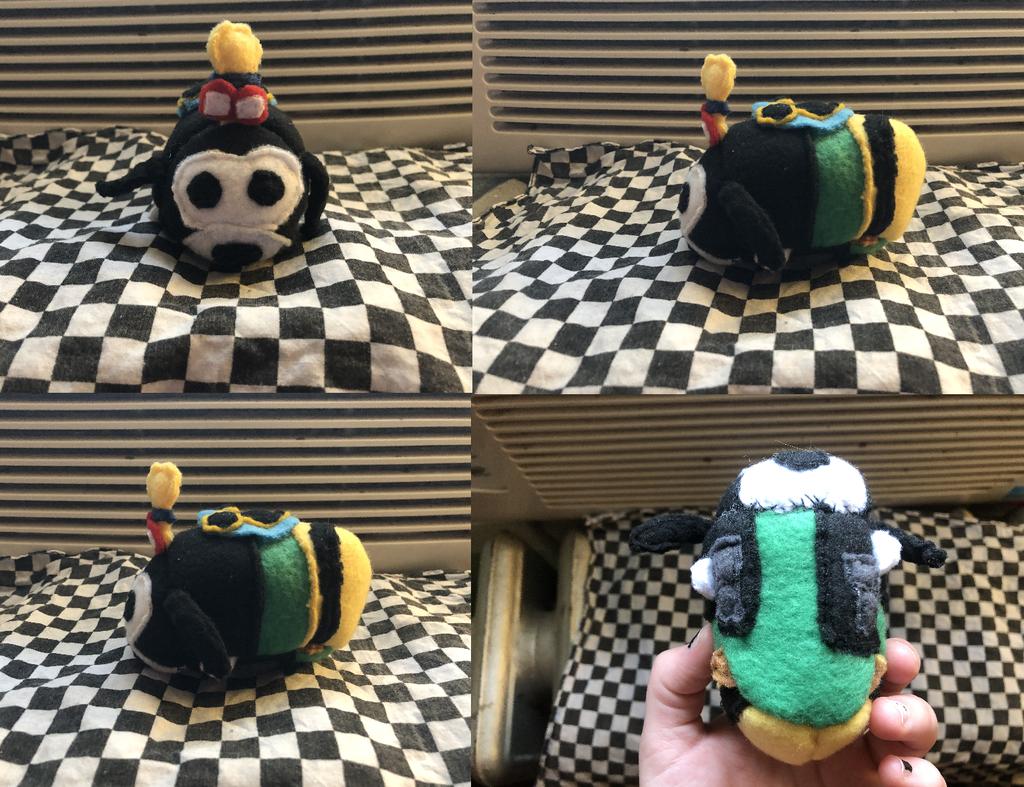 Kingdom Hearts Goofy Tsum gift for ari_sterling