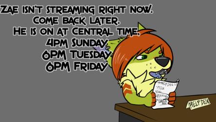 Stream times