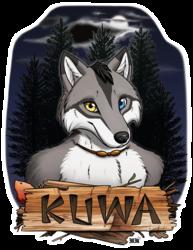 Kuwa Large Digital Badge