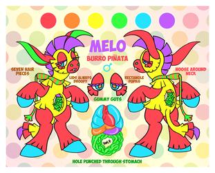 MELO REF 2016