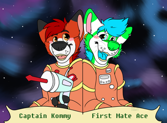 Captain n First Mate