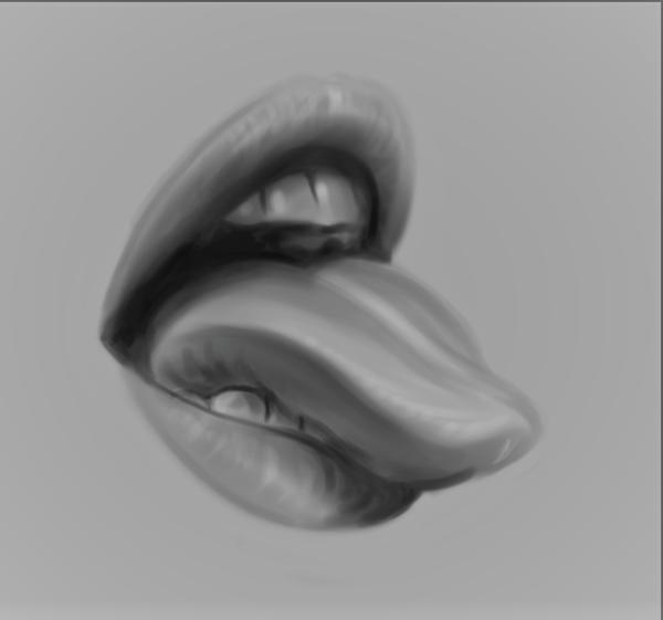 Mouth Study <3