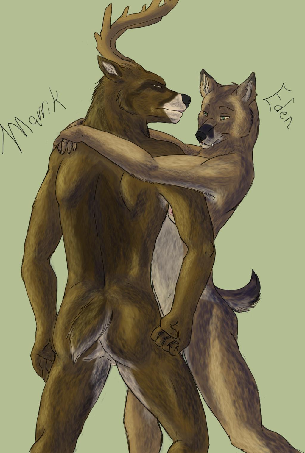 Marrik And Eden