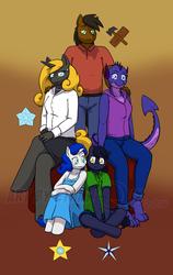 [Comm] Family portrait
