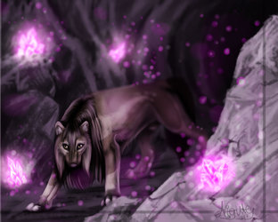 COM: Through the cave