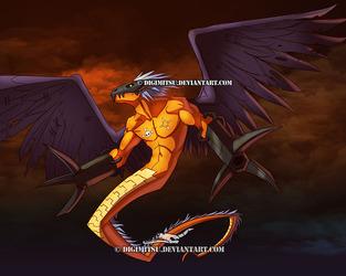 Digimon: Megadramon