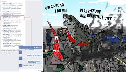 Ambassador Godzilla