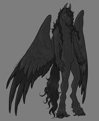 Jeliel - anthro pegasus