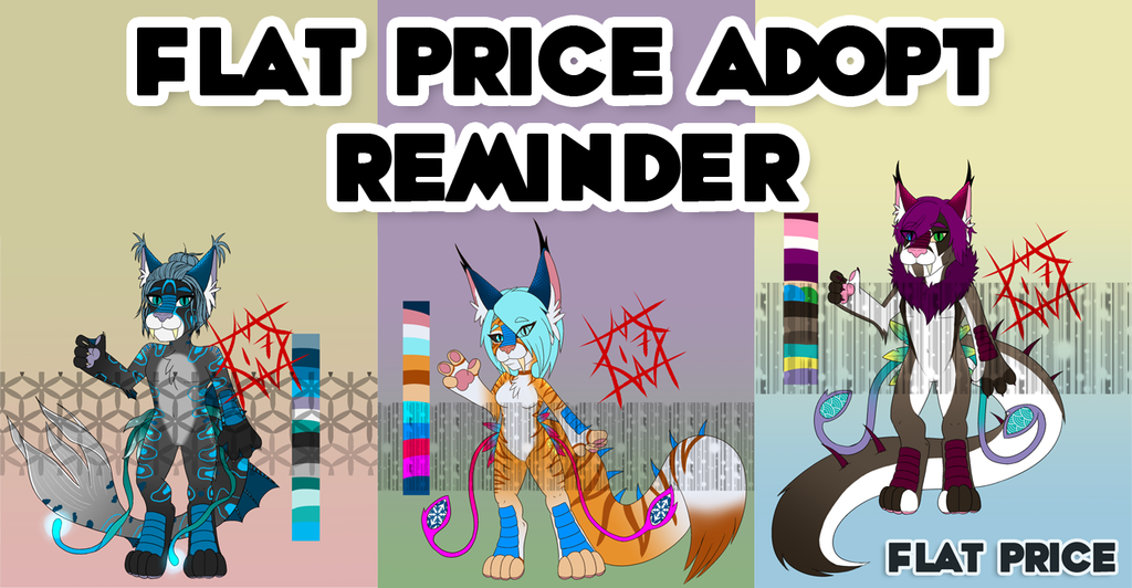 Most recent image: **PRICES REDUCED** ADOPT REMINDER